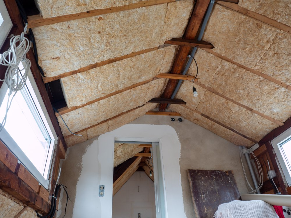 soundproofing attic